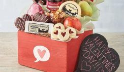 Harry and David Valentine's Day Basket