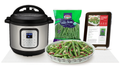Win an Instant Pot Duo Crisp and Air Fryer in Healthy Made Easy Giveaway