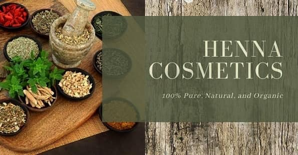 Henna Cosmetics Giveaway