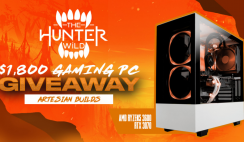 Hunter Wild Gaming PC Giveaway