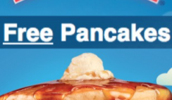 FREE IHOP Pancakes - with IHOP Rewards!