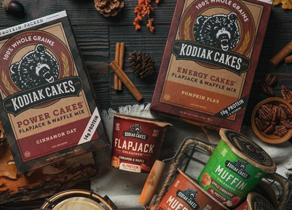 FREE Kodiak Cakes Products