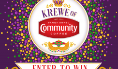 Krew of Community Giveaway