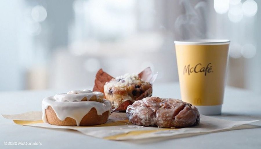 FREE McDonald's Thank You Treats and Coffee for Teachers