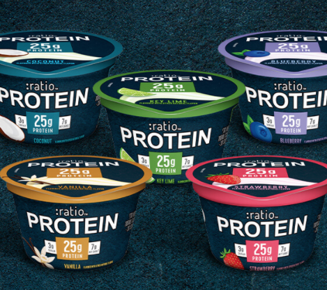 FREE :Ratio Protein Dairy Snack at Publix
