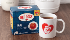 Win a Red Rose Tea Set Giveaway - 5 Winners! - Enter Daily!