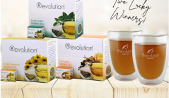 Win a Revolution Herbal Tea and Glass Giveaway