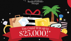 Win the Sephora Beauty Insider Sweeps - Win up to $25,000! - 10 Winners!