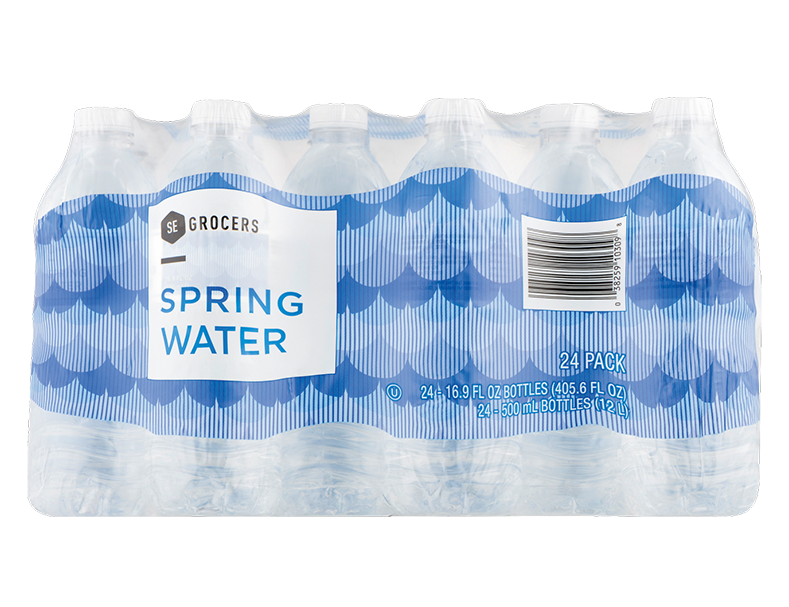 FREE 24pk of Water at Winn-Dixie