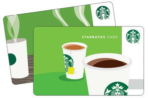 Win a $100 Starbucks Gift Card