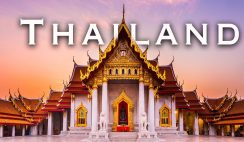 Thailand Trip for 2 Giveaway