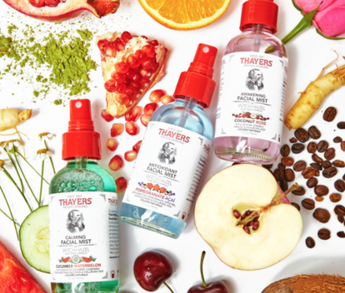 Thayers Get Toned Giveaway