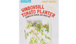 FREE Back to Roots Windowsill Tomato Planter