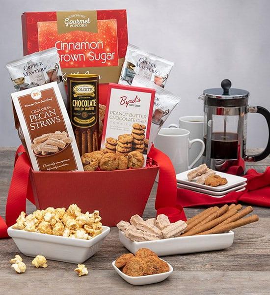 Valentine Caramel Kiss Gift Basket Giveaway