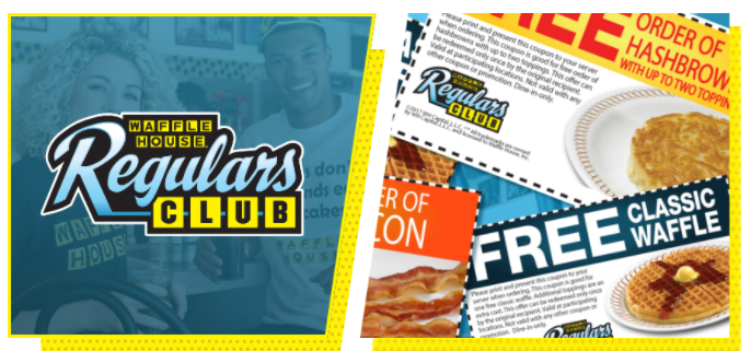 FREE Waffle House Hash Browns