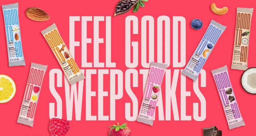 Feel Good Giveaway