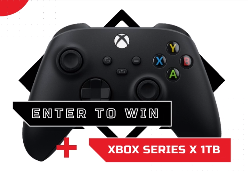 TorchBearer Sauces XBox Series X Giveaway