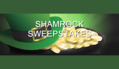 $3K Shamrock Sweepstakes