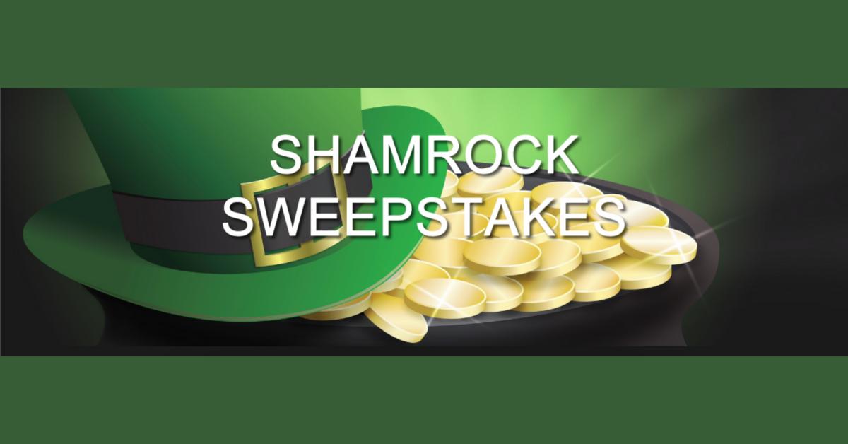 $3K Shamrock Sweepstakes