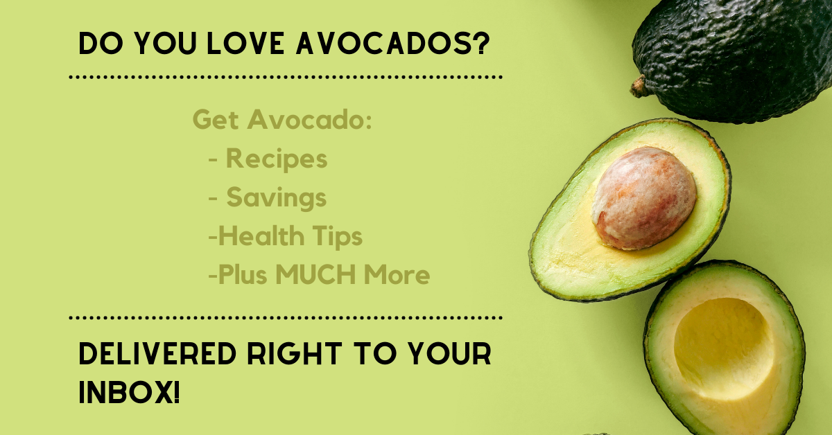 Avocados From Mexico Recipes Savings And More