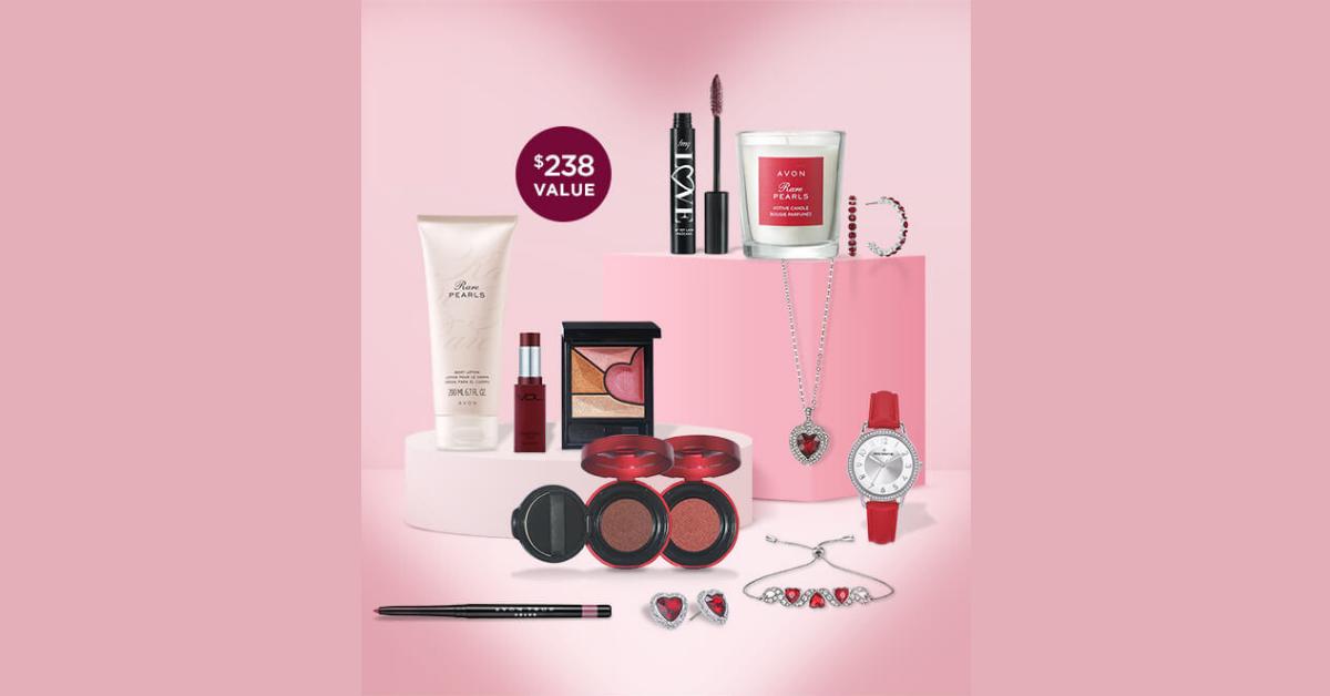 Avon Red and Ravishing Sweepstakes