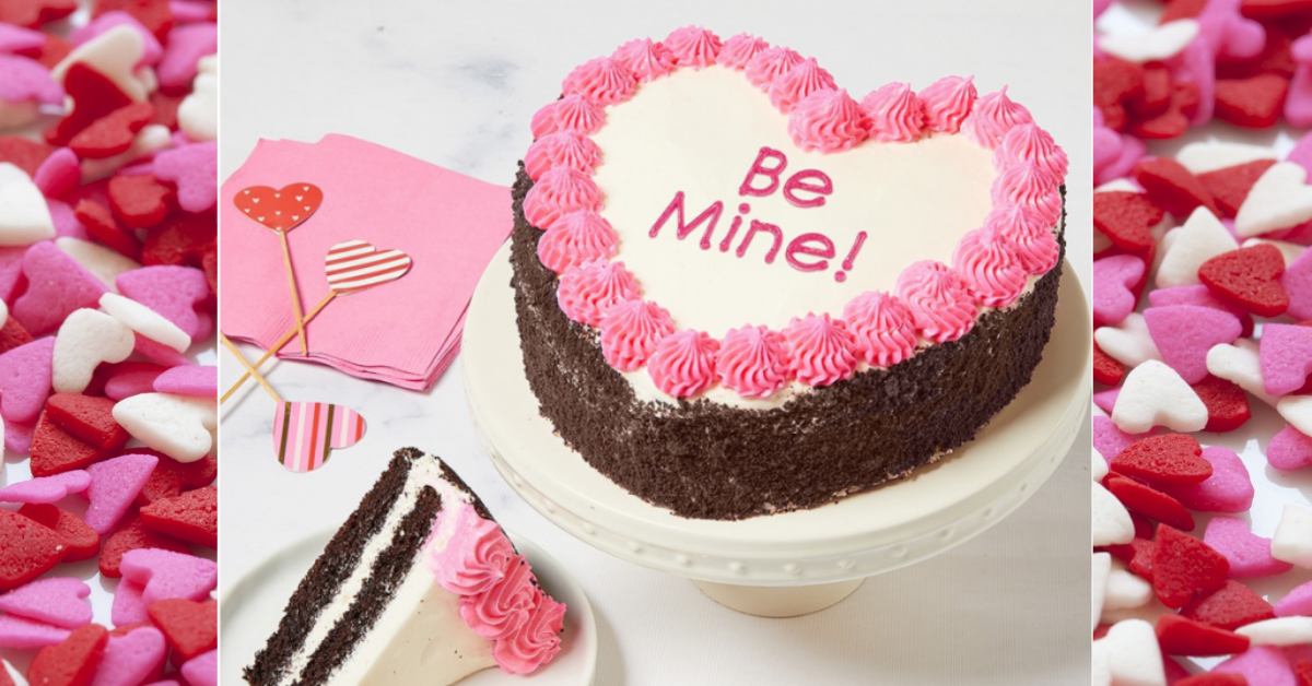 Bake Me A Wish Be Our Valentine Giveaway