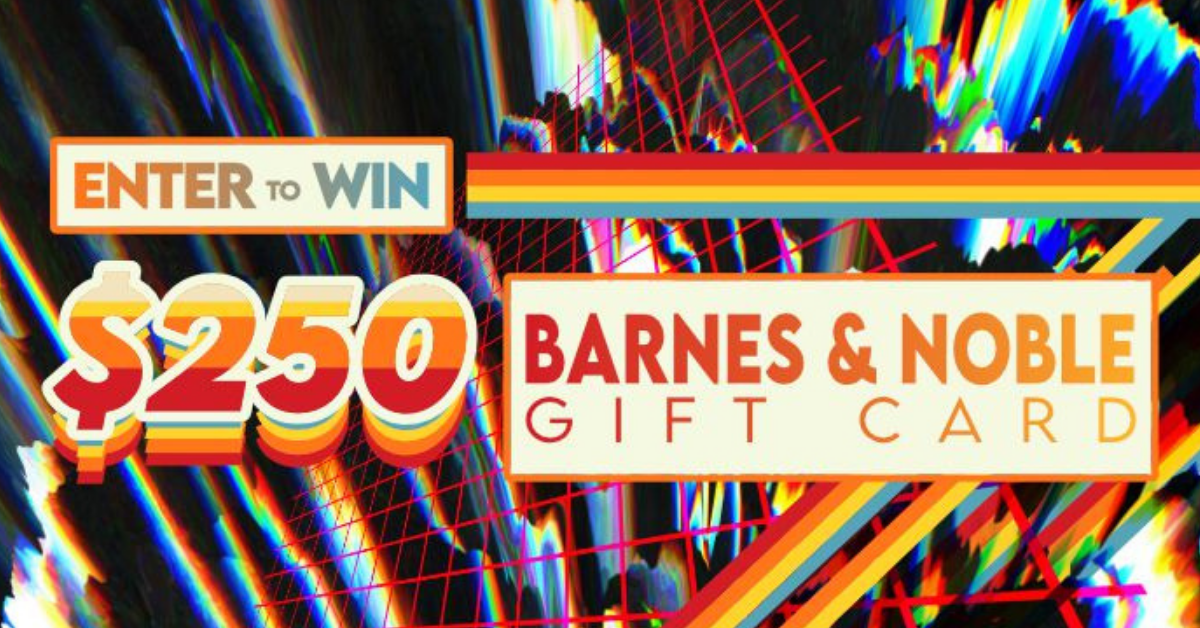 Barnes and Noble Gift Card Giveaway
