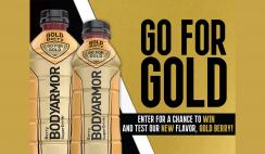 BodyArmor Gold Bottle Sweepstakes