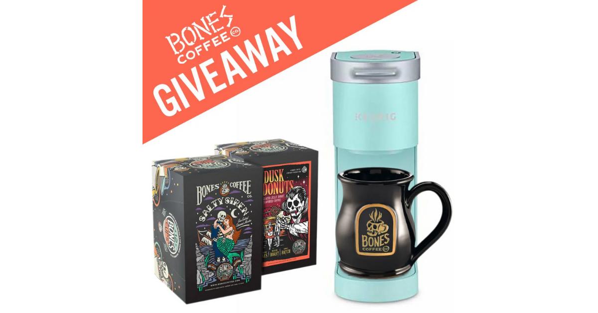 Bones Coffee Giveaway