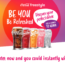 Coca-Cola Freestyle Be You Be Refreshed Instant Win Game