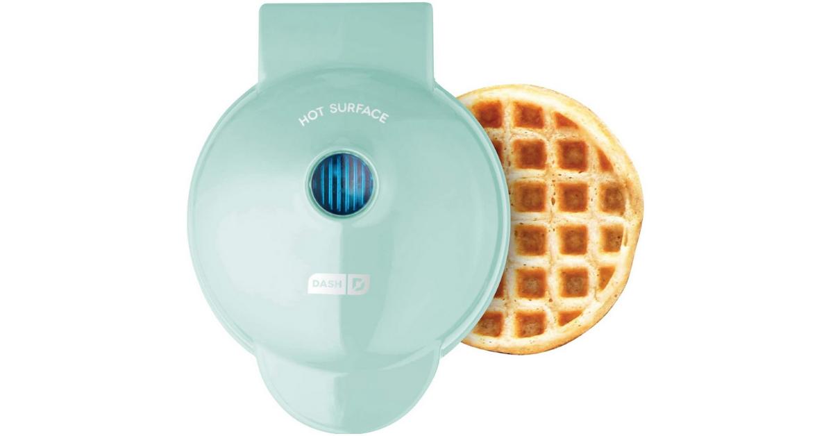 Dash Individual Waffle Maker Deal
