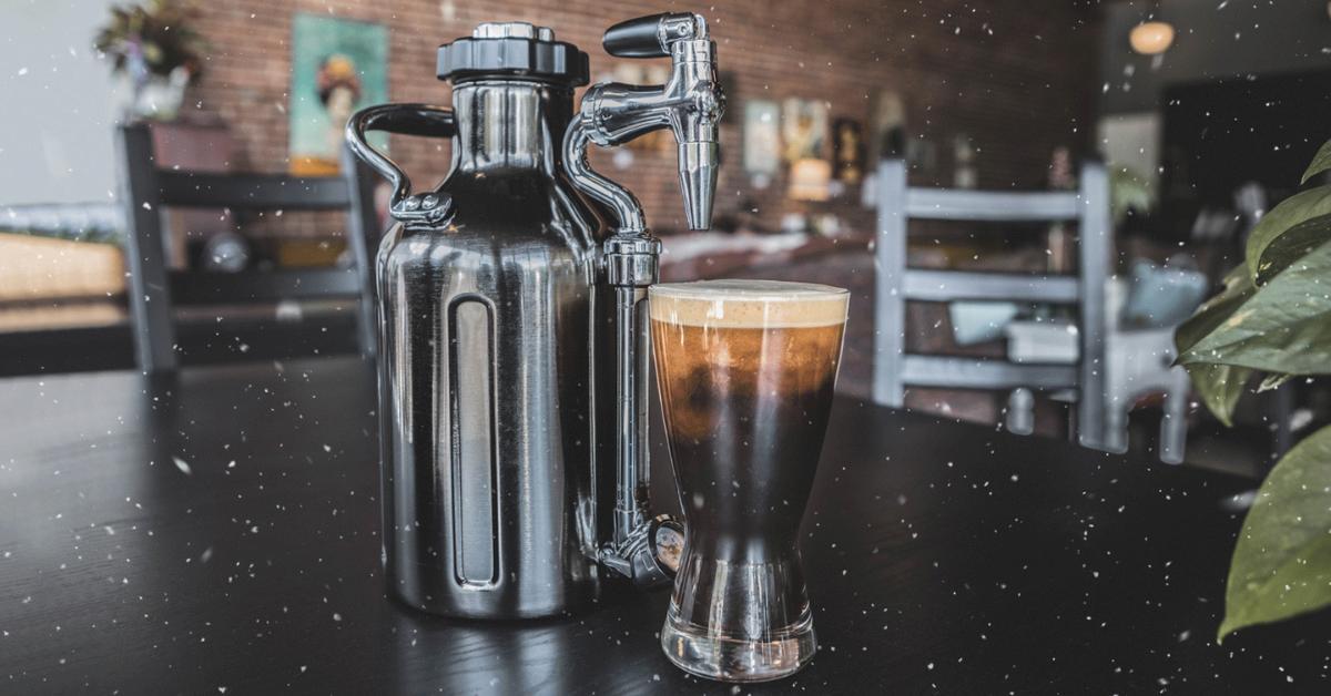 Eight OClock Coffee Growler Sweepstakes