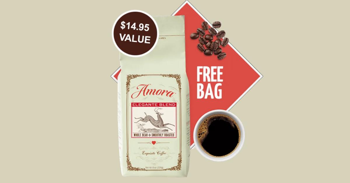 FREE Amora Coffee