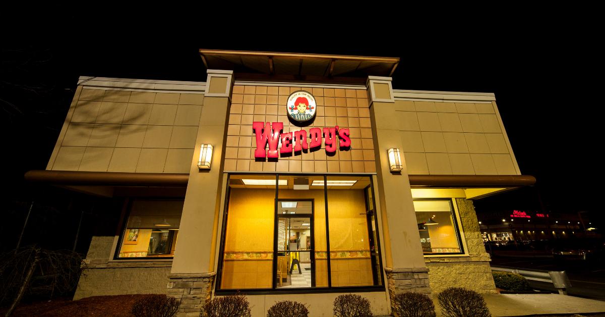 FREE Food At Wendys