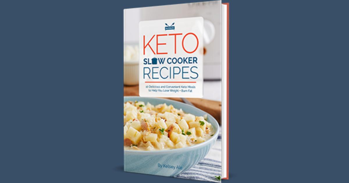FREE Keto Slow Cooker Recipe Book