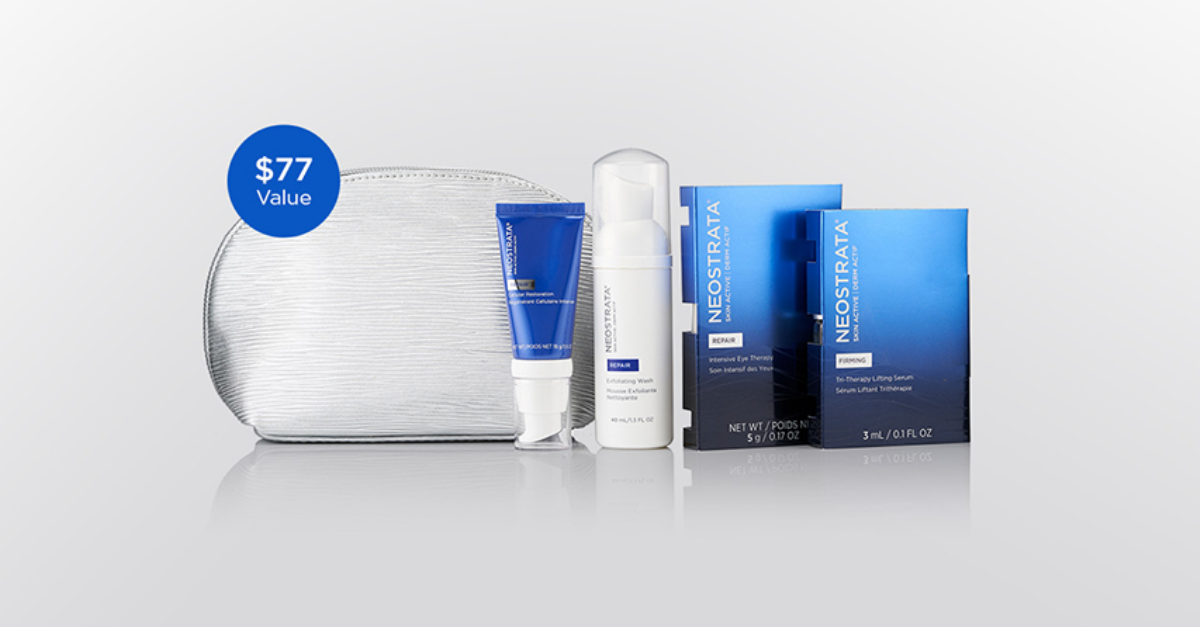 FREE NEOSTRATA Anti Aging Skincare Favorites Set