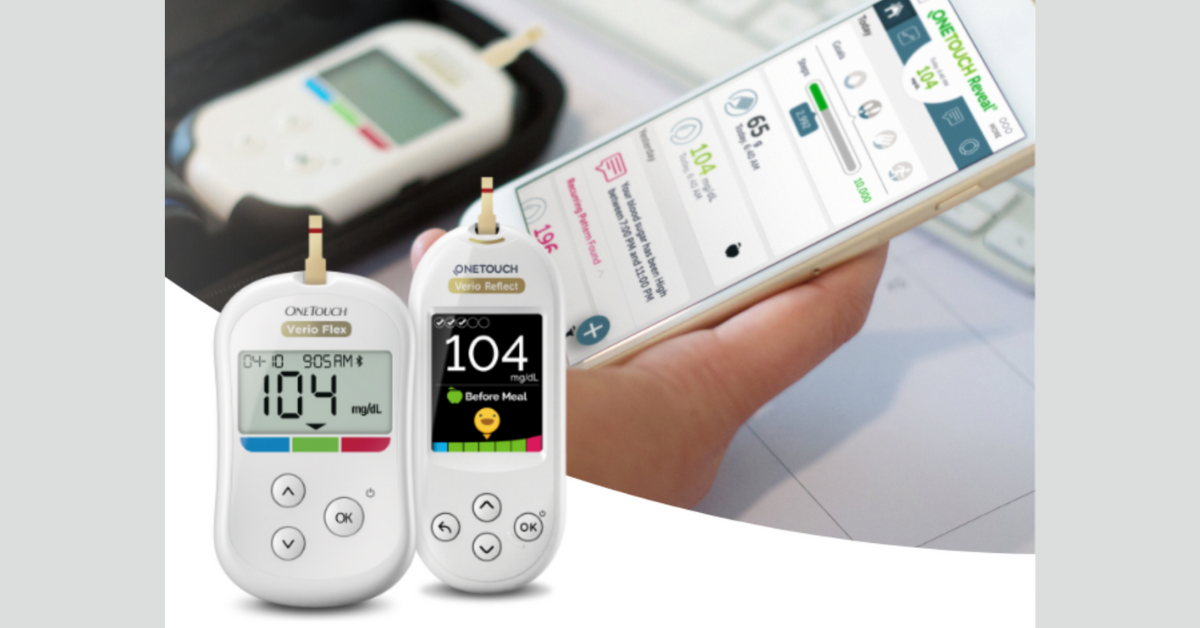 FREE One Touch Meter For Diabetes