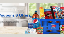 FREE PepsiCo Coupons By Mail