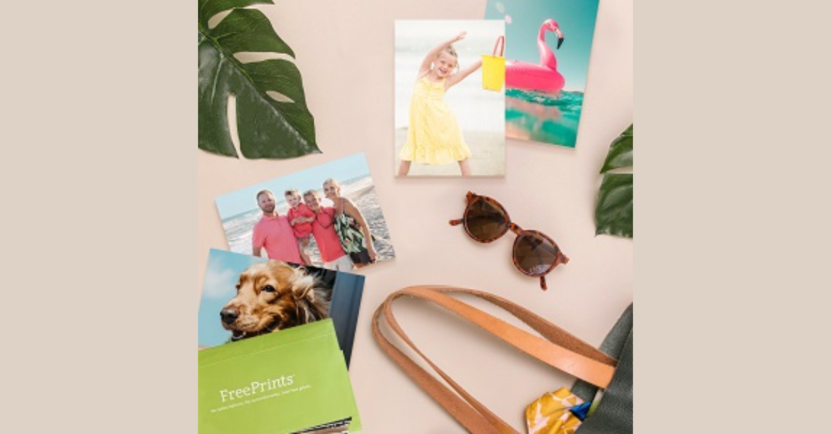FREE Photo Prints Every Month