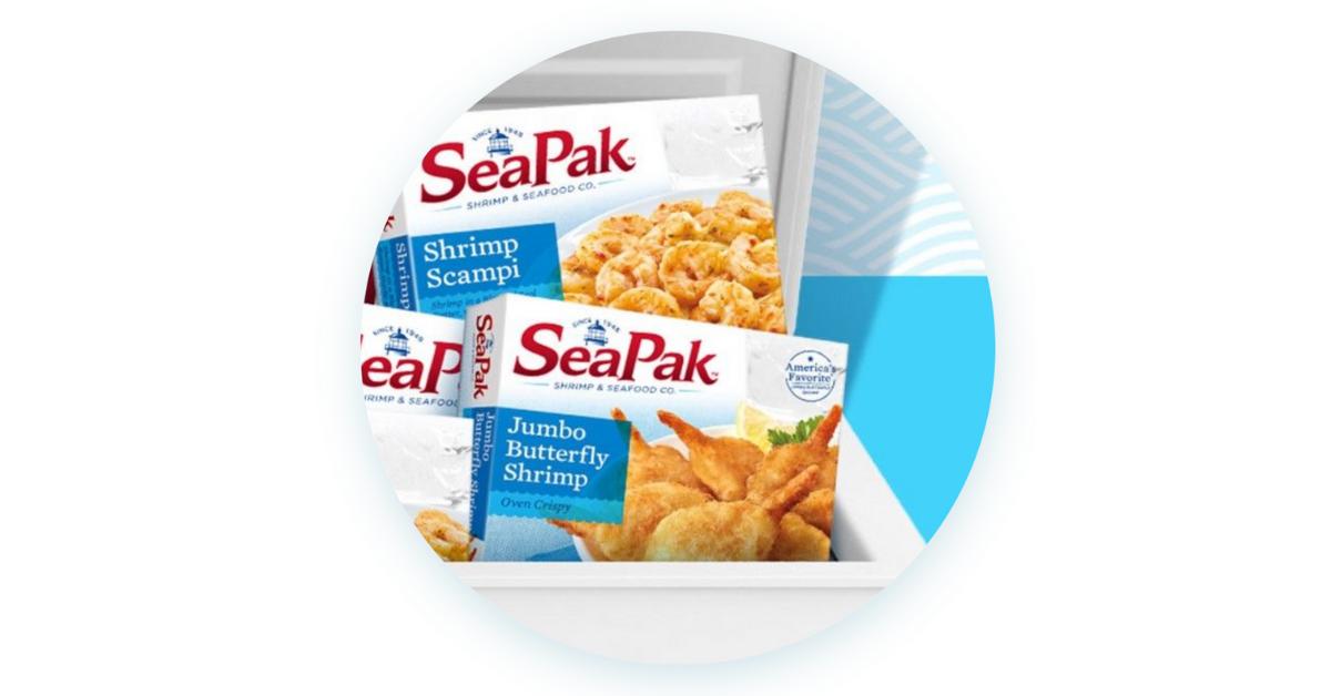 Freezer Full of SeaPak Sweepstakes