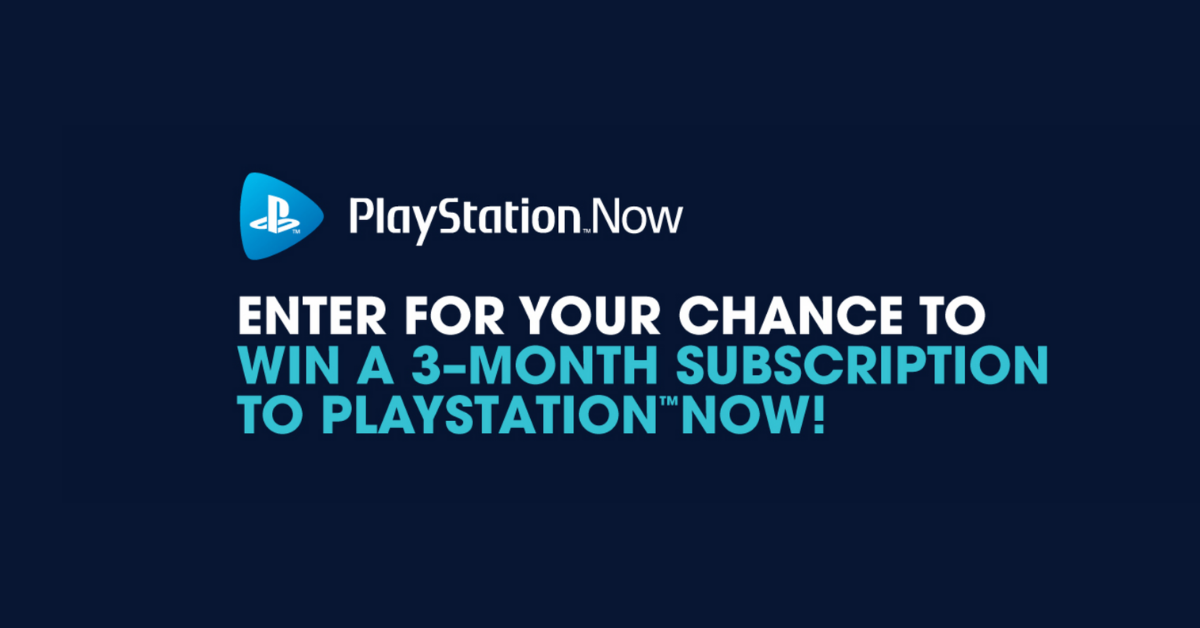 General Mills Treat Bars PlayStationNow Sweepstakes