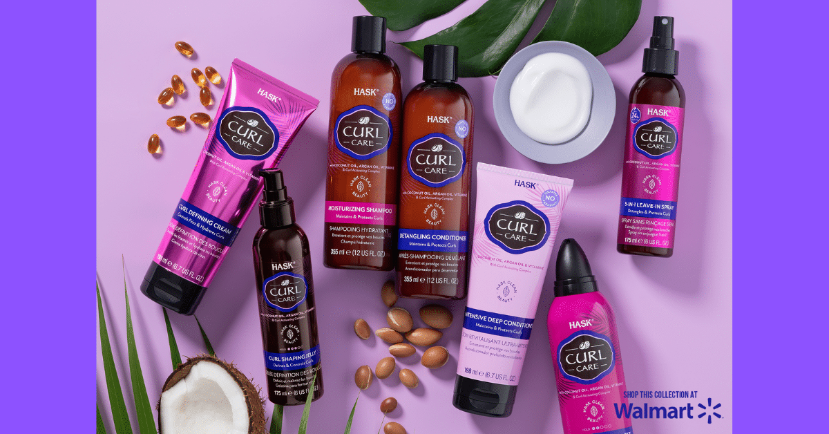 HASK Curl Care PR Box Giveaway