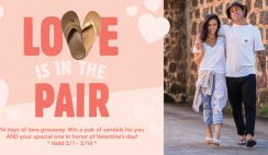 Reef Love is in the Pair Sweepstakes