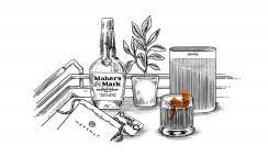 Makers Mark Remarkable Home Bar Giveaway