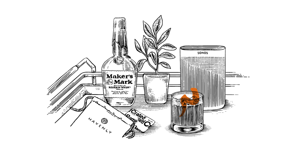Makers Mark Remarkable Home Bar Giveaway