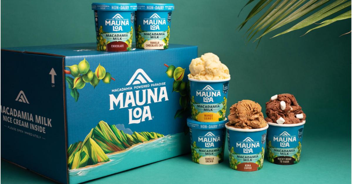 Mauna Loa Ice Cream Anti Social Giveaway