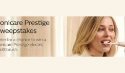 Philips Sonicare Prestige Sweepstakes