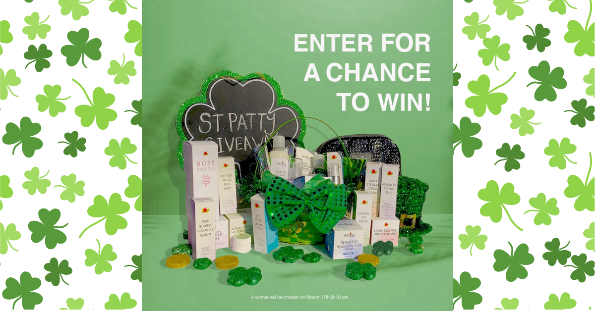 Revivas St Pattys Day Giveaway