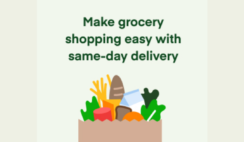 Same Day Delivery Groceries With Instacart