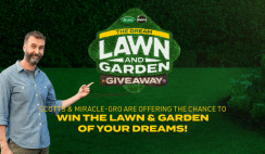 Scotts and Miracle Gro The Dream Lawn and Garden Giveaway